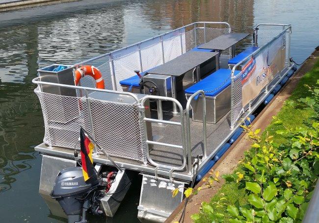 grillboot kleve