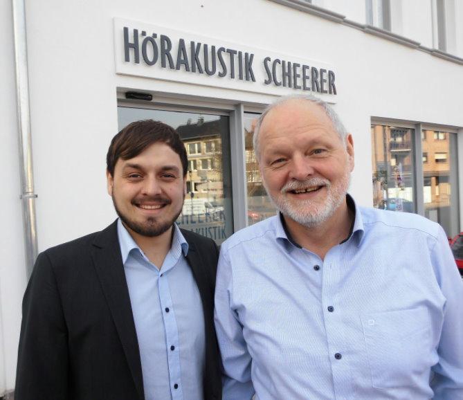 Scheerer Hörakustik GmbH Filiale Kavarinerstraße