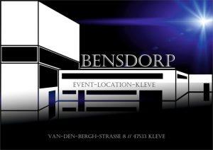 logo bensdorp event location kleve-klein