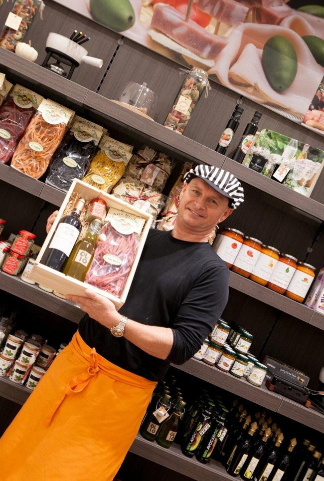 Der Käsespezialist Henk Hop Kleve